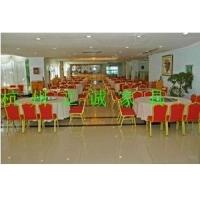杭州宴会桌椅、PVC酒店折叠宴会桌、钢管宴会椅