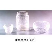 宏源玻璃-蜡烛杯灯片系列