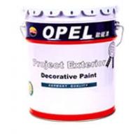 陕西西安欧龙涂料 超耐候硅树脂外墙漆