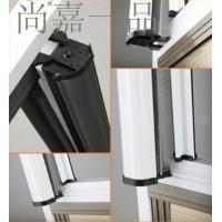 南京纱窗家居装饰|南京新型防盗隐形纱窗铝合金门窗
