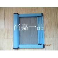 苏州尚嘉一品防蚊纱窗供应、苏州高档隐形纱窗实体展示