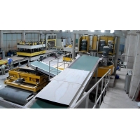 压板线|石英石设备|人造石英石生产线