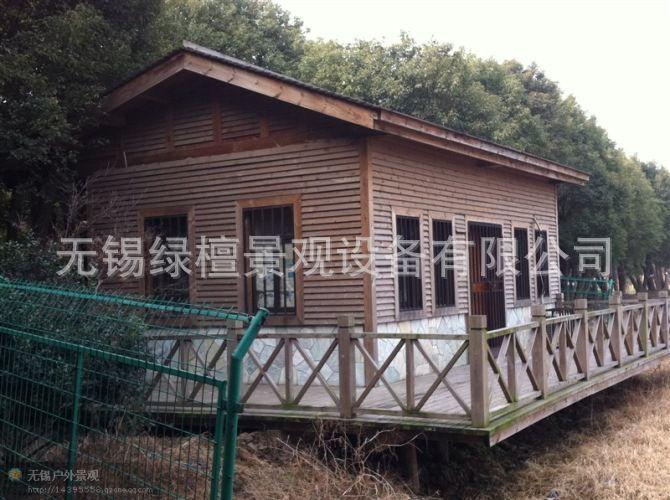 无锡户外防腐木木屋