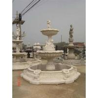 大理石喷泉