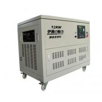 饭店常用小型汽油发电机|12kw静音汽油发电机|发电机保养