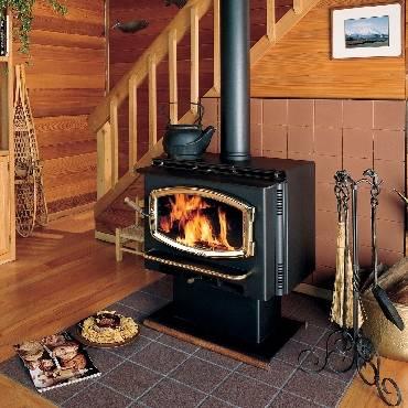 壁炉的烟道设计图