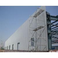 供兰州钢结构工程和甘肃钢结构厂房设计