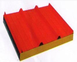 供甘肃天水彩钢复合板和白银岩棉夹芯墙板