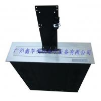 19英寸铝合金拉丝面板升降器 液晶屏升降器批发