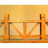 汉中欧派装饰材料石木栏杆