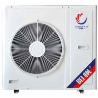 陽帆空氣能地暖機