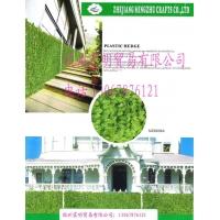 风靡欧美的绿色新型环保仿丛生篱笆◣天天享受绿色世界