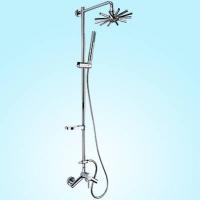 淋浴水龙头,淋浴柱水龙头,三联水龙头,升降淋浴水龙头