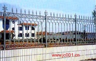 铸铁围栏,铸铁仿古艺术大门