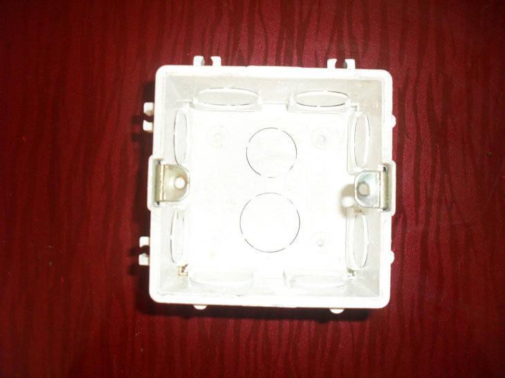 阻燃pvc接线盒