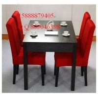 杭州火锅桌椅,杭州实木火锅桌椅,杭州防火板火锅桌椅