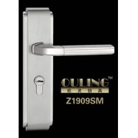 锌合金室内木门锁,铝合金门锁,不锈钢合页门吸,欧灵锁具