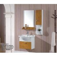 成都虎鲨卫浴2011新款中纤板浴室柜