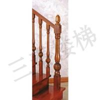 小立柱066|陕西三秦木门楼梯