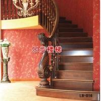 南京楼梯-南京乐步楼梯-实木楼梯-LB-016