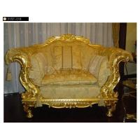 成都新源实木家具-客厅沙发