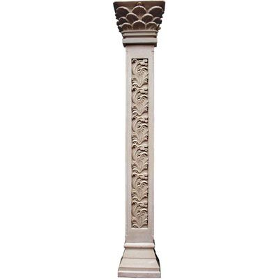 欧式柱子手绘效果图