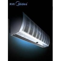 四川成都美的品质风幕机冷气机