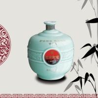 中国红陶瓷酒瓶,陶瓷酒瓶厂,景德镇陶瓷酒瓶厂