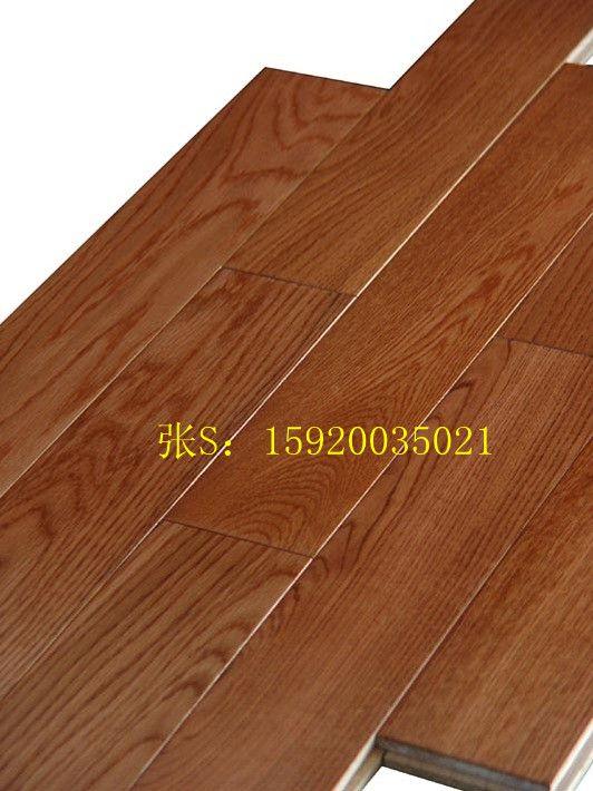 红橡实木地板 橡木地板