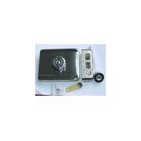 TM卡静音电机型电控锁,防盗锁