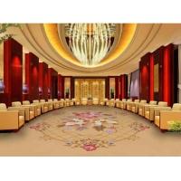 酒店展厅地毯 阿克明斯特/威尔顿/尼龙印花/簇绒/手工/羊毛