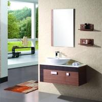 PVC浴柜,橡木柜,免漆柜,实木柜,玻璃等等