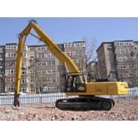 挖掘机 加长臂 三段臂 标准臂