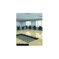 向利全钢有边防静电活动地板|机房改造施工|机房放防静电板材
