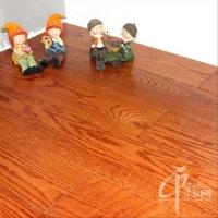 美国红橡多层实木复合地板