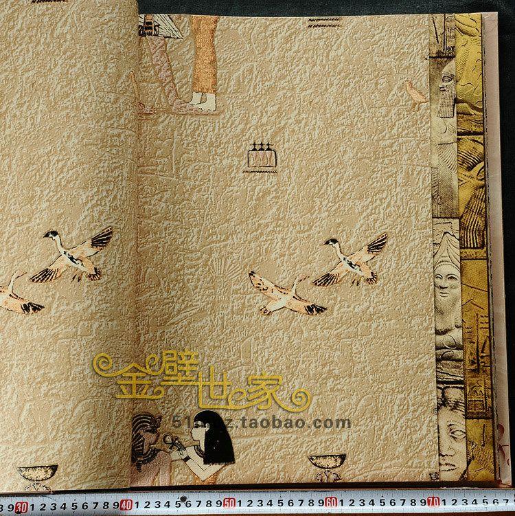 特价墙纸|xz|l9501 新中式复古发泡壁纸*电视背景 书图片