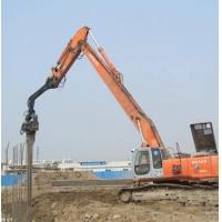 液压打桩锤(液压冲击锤)、与挖掘机相配合的液压锤