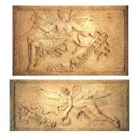FBH001浮雕壁畫||自然陶藝術砂巖石|陜西浮雕壁畫