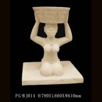 BJ014-浮雕壁画|陕西西安自然陶艺术砂岩石