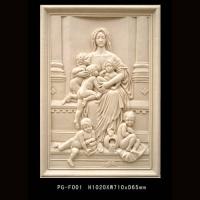 F001-浮雕壁画|自然陶艺术砂岩石|陕西浮雕壁画