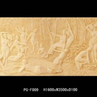 F009-浮雕壁画|自然陶艺术砂岩石|陕西浮雕壁画