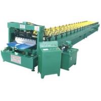 威华机械-全电脑彩钢瓦楞板压型机组