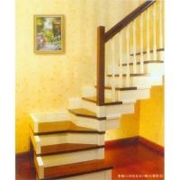 南京樓梯-南京實木樓梯-南京歐步樓梯-實木樓梯-5