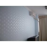 液体壁纸|液态壁纸|丝网印刷|浮雕漆技术培训