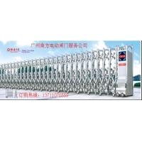 广州白云区电动门维修天河区不锈钢伸缩门|专业快速