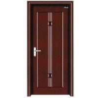 避风港生态木套装门