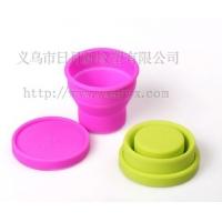 硅胶折叠杯|硅胶杯|硅胶拉伸杯