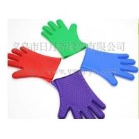 硅胶五指手套|五指硅胶手套|硅胶隔热手套|硅胶手套