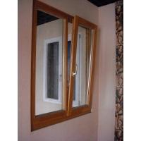 欧式纯实木窗