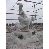 石雕12生肖, 石雕三羊开泰,石雕羊等各种石雕动物